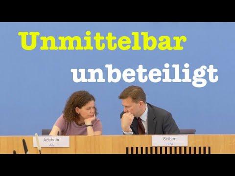 12. Juni 2019 - Bundespressekonferenz | RegPK