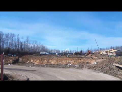 Fort Mcmurray Fire. Abasand today. One year later.