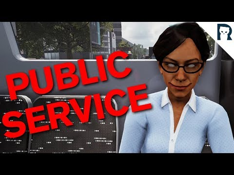 Public Service - Lirik Stream Highlights #84