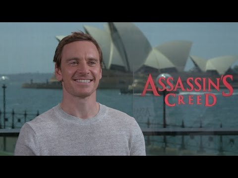 Interview with Michael Fassbender And His Roles In Assassin's Creed Movie