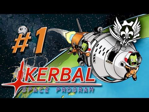 Kerbal Space Program 0.90 Beta - Ep.1 : Début du Mode Carrière