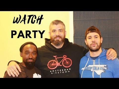 UFC Norfolk Watch Party | Luke Thomas