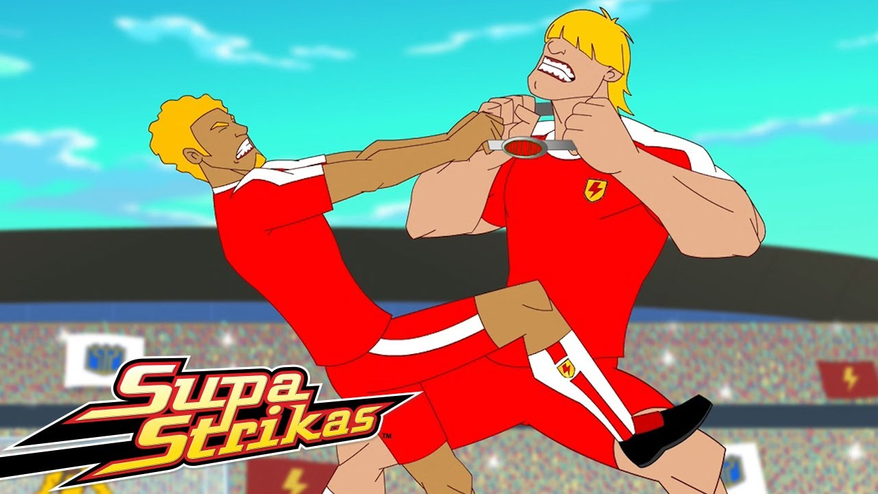 Download Supa Strikas - Season 1 - Ep 12 - Communication Blok - Soccer Adventure Series | Kids Cartoon