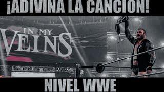 Adivina la canción | Nivel Facil | Versión WWE
