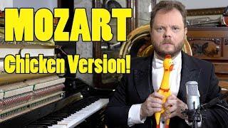 Mozart   Eine Kleine Nachtmusik (chicken Version)