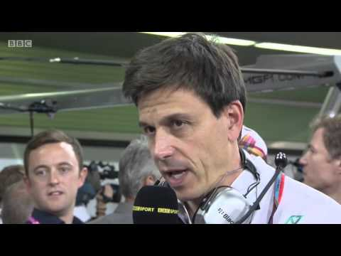 2015 Abu Dhabi - Post-Race: Toto Wolff