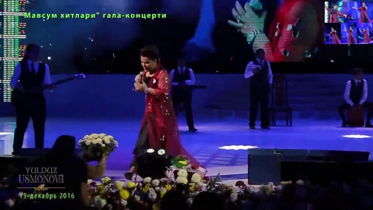 Yulduz Usmonova -Mavsum hitlari/Юлдуз Усмонова-Мавсум хитлари 2016