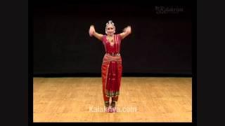 Bharatanatyam Pradharshana Dvd-1
