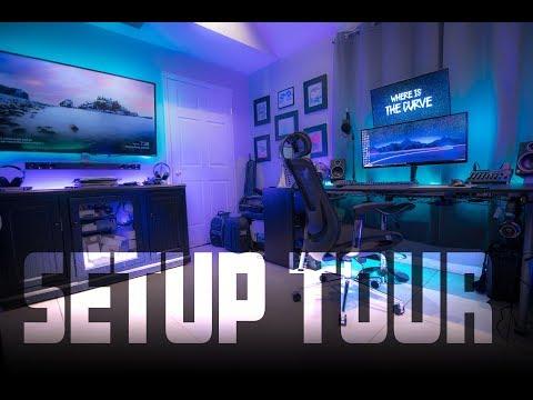 My Insane Setup Tour | 2018