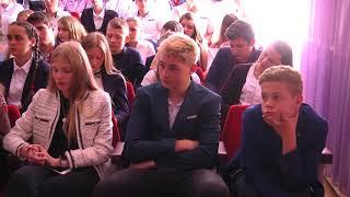 Лекція по медіаграмотності в Лозівській гімназії