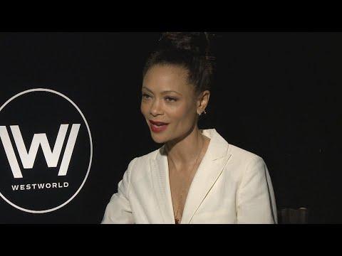 'Westworld' Season 2: Thandie Newton (FULL INTERVIEW)