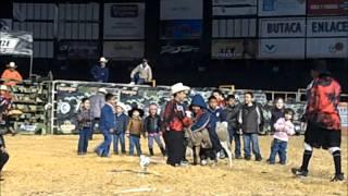 Once Rodeo,Rodeo Infantil,Estadio de Base Ball Monterrey