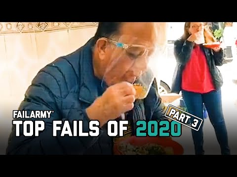 Top 100 Fails of the Year Part 3 (2020) | FailArmy