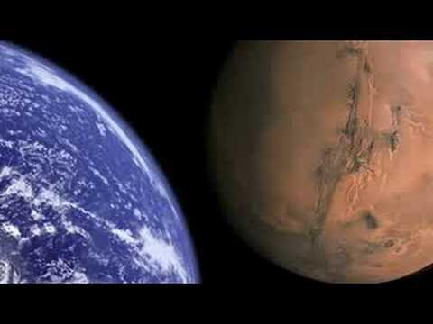 Life? On Mars?