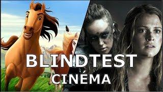 BLIND TEST #3 : Cinéma - Films, Séries, Dessins Animés (2017)
