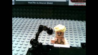 Lego Lady Gaga - Poker Face live and unplugged at the Lego Cherry Tree House