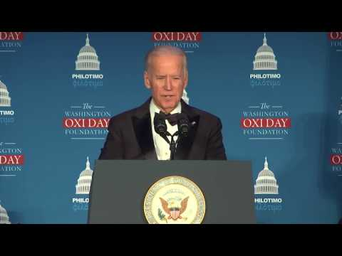 2016 Oxi Day Foundation Gala - Vice President Joe Biden