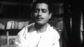 Pyaasa - Jaane Woh Kaise Log The [1957]