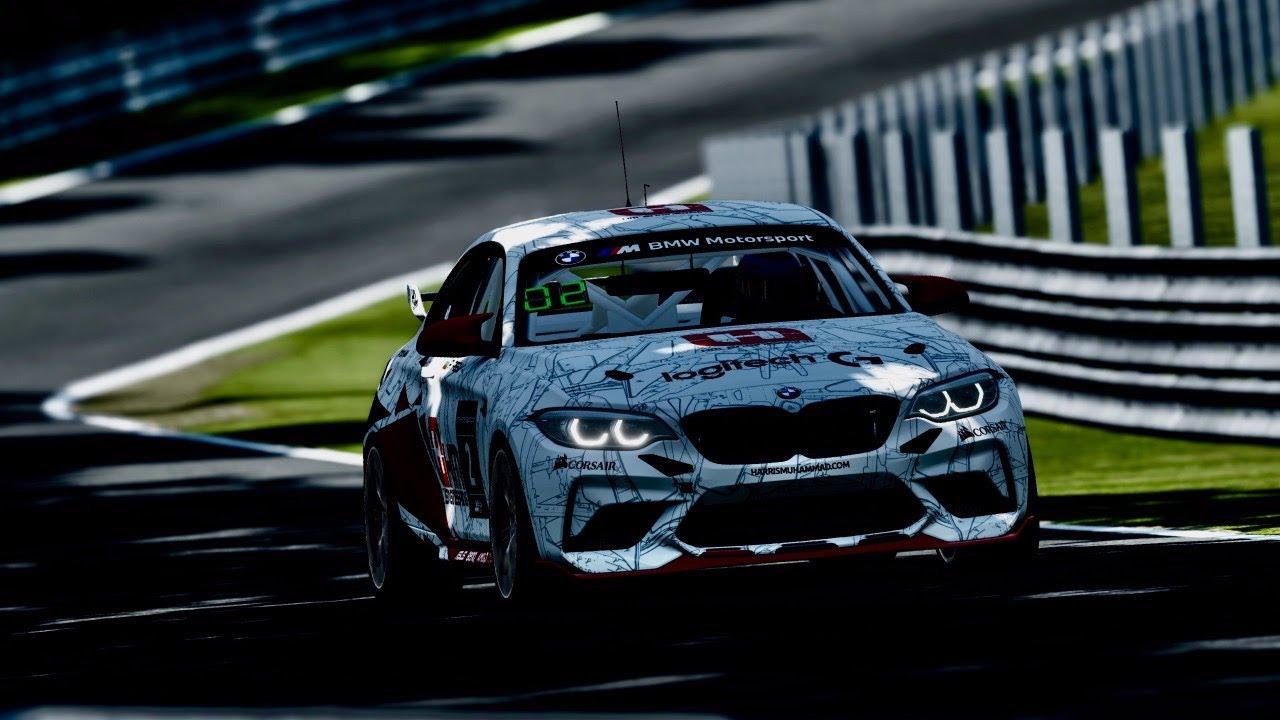 BMW SIM M2 CS Racing Cup – Round 6.