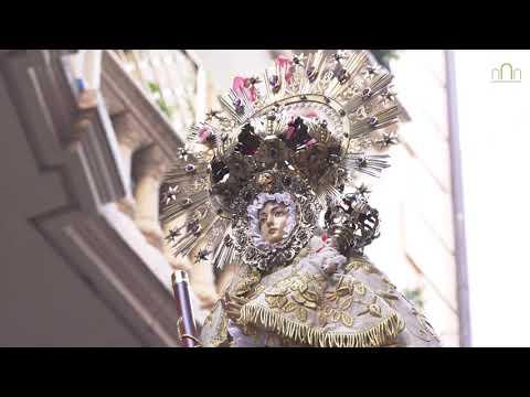 Albacete arropa a su Patrona en la procesión de la Virgen de Los Llanos