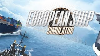 European Ship Simulator Gameplay (4K)