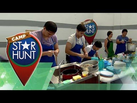 Camp Star Hunt: Star Dreamers, nagsimula na second day ng kanilang karinderya task