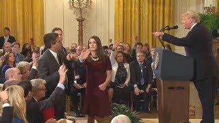 JIM ACOSTA: CNN verklagt Weißes Haus wegen Aussperrung von Reporter