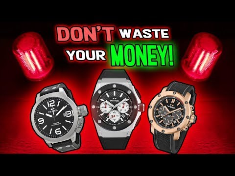 TW Steel Watches... Don't Waste Your Money!