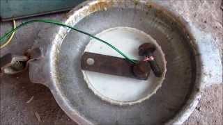 Удаление коррозии методом электролиза