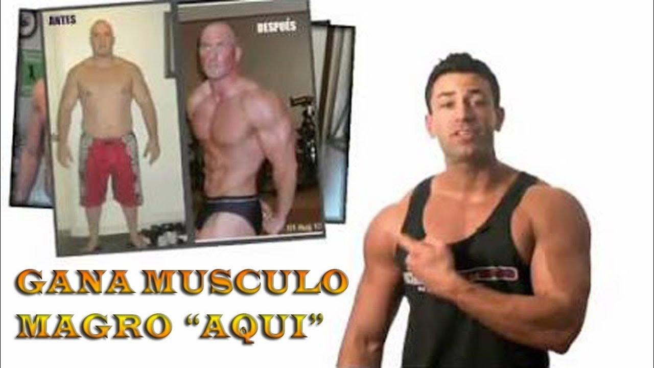 Que es masa magra muscular