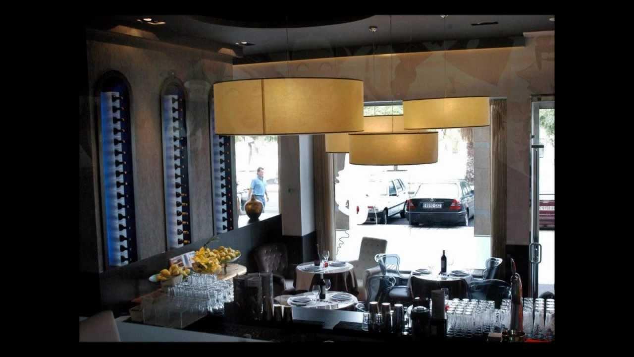 Illuminazione Tavoli Ristorante : Paralumi per ristorante by paralumi e lumi illuminazione prato