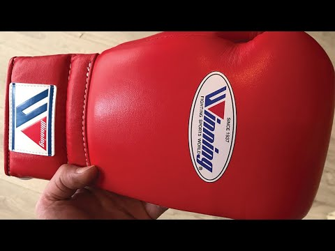 Winning Sparring Gloves Review Best boxing gloves in the game?
