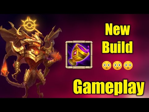 Zephyrica | New Talent With True Piety 😳😳 | New Build | Castle Clash