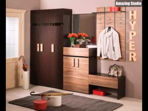 Interior Design Ideen Flurmöbel Aus Holz