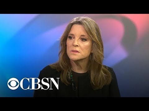 Author Marianne Williamson plans 2020 presidential bid