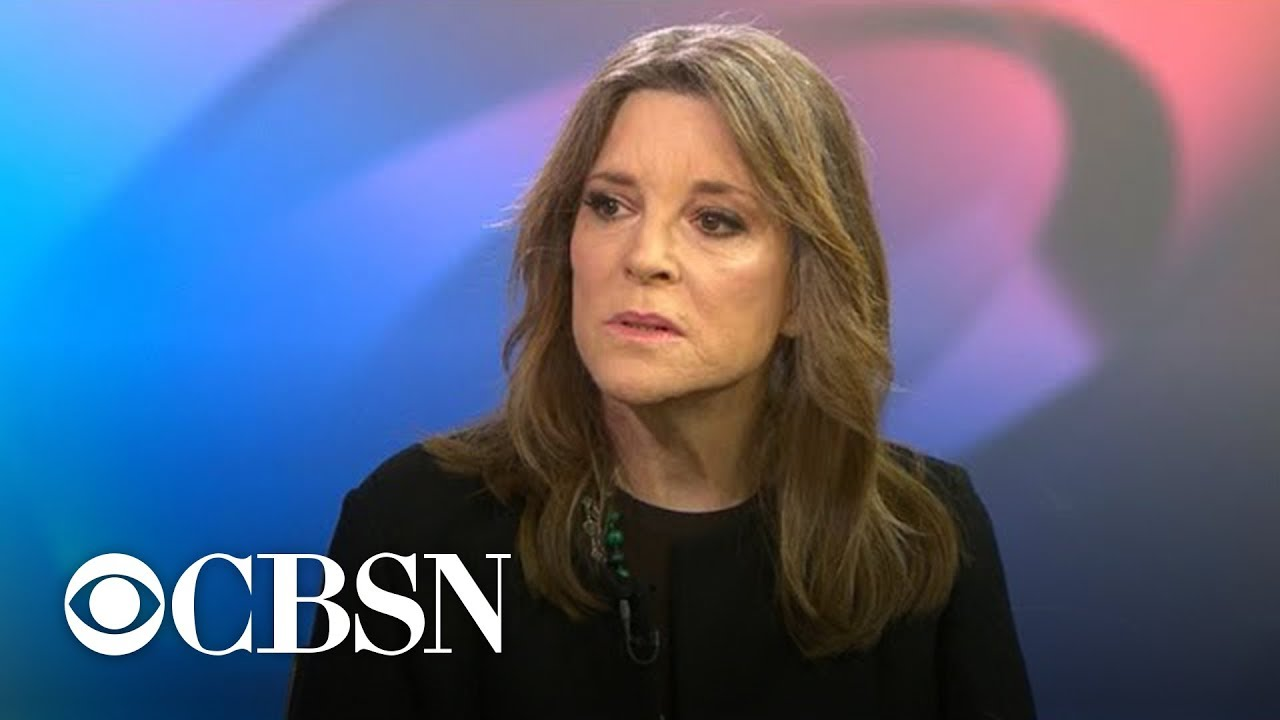 Best Female Authors 2020 Author Marianne Williamson plans 2020 presidential bid   YouTube