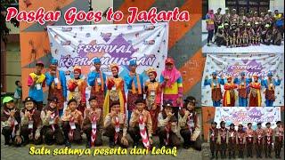 Paskar Goes To Giat Prestasi Festival Kepramukaan UIN Jakarta