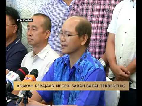 Adakah kerajaan negeri Sabah bakal terbentuk?