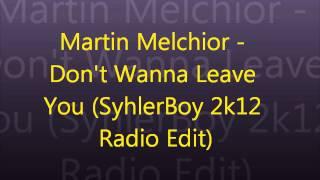 Martin Melchior - Don