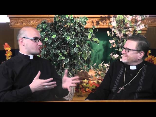 BISHOP PETER AND FATHER TOMASZ INTERVIEW