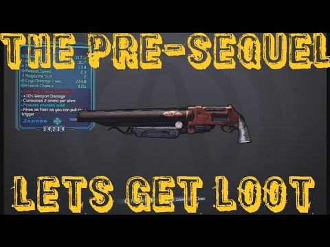 Borderlands The Pre Sequel Let's Get Loot Too Scoops And Swift Ice Scream