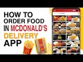 Gambar cover How to Order in McDonald's App PH | McDeliveryPH | Step by Step for Beginners