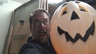 Hellmouth Vlog 08.28.14 [day 1356] - Sparking Fence Plans!!