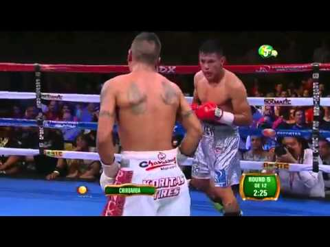 2014 06 07 Daniel Ponce De Leon vs Miguel Micky Roman