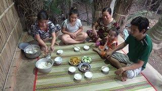 ẾCH XÀO SA TẾ CỦ HÀNH - Bữa cơm gia đình l Vị Ngọt Quê Hương