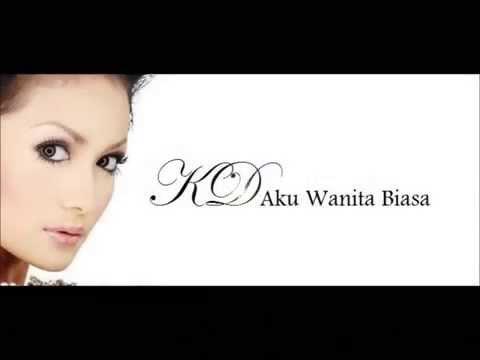"""Kris Dayanti """"Aku Wanita Biasa"""" (With Lyrics)"""