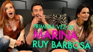 Eu Nunca com Marina Ruy Barbosa e Fernanda Motta | #HotelMazzafera