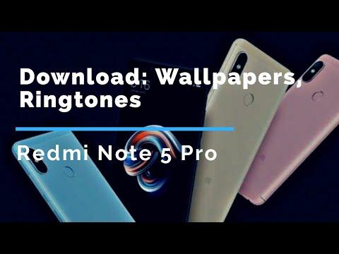 mi note 5 original ringtone download mp3