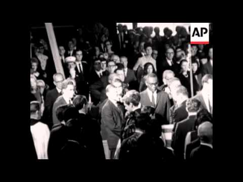 ROBERT KENNEDY FUNERAL - SOUND - YouTube
