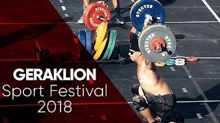 Geraklion Sport Festival 2018